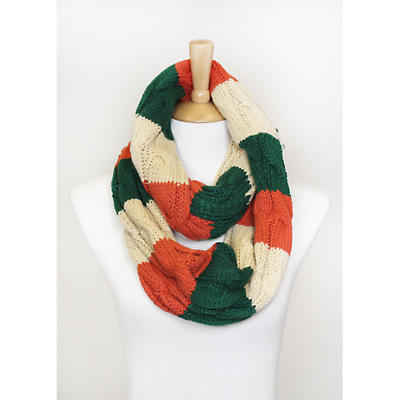 Irish Infinity Scarf