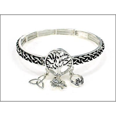 Irish Bracelet - Tree of Life Celtic Bracelet