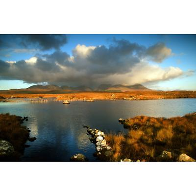 Twelve Bens, Connemara Photographic Print