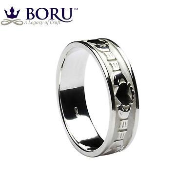 Claddagh Ring - Ladies Claddagh Wedding Ring