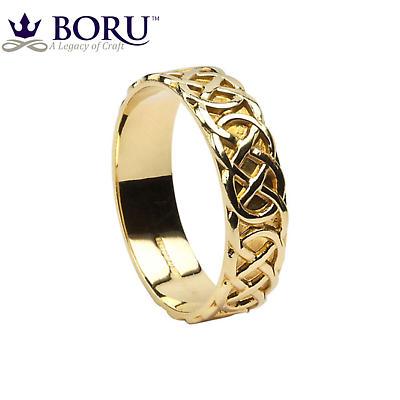 Celtic Ring - Men's Celtic Wedding Ring