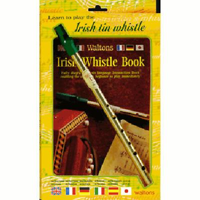 Irish Tin Whistle Twin Pak (Whistle & Book)