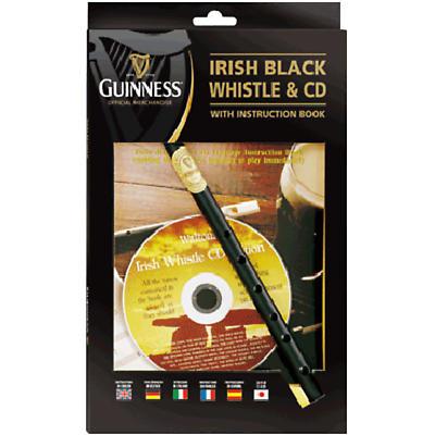 Guinness Whistle CD Pack