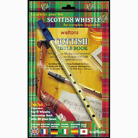 Scottish Whistle Twin Pack