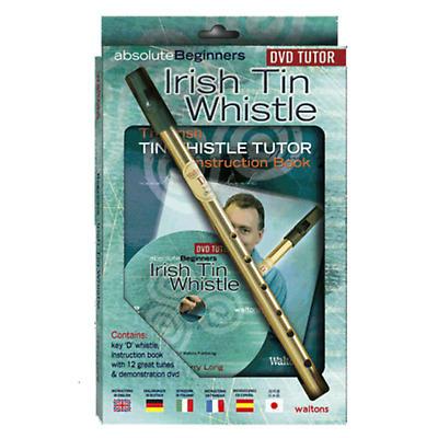 Irish Tin Whistle DVD Pack