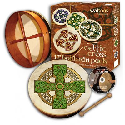 Upgrade to 12 inch Bodhran Pack