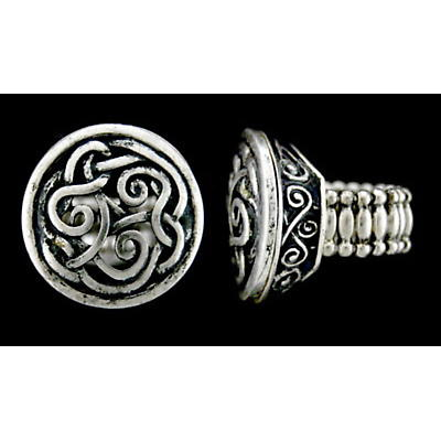 Celtic Ring - Celtic Knot Stretch Ring