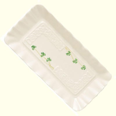 Belleek Tara Tray