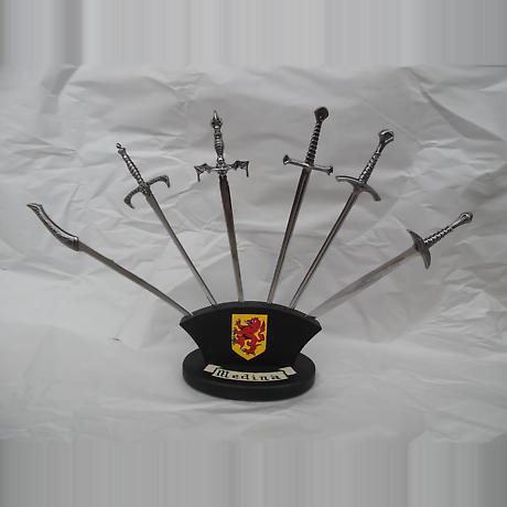 Personalized Irish Coat of Arms Letter Opener