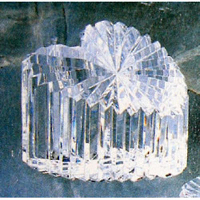 Heritage Crystal Heart Paperweight