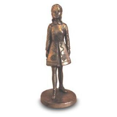 Rynhart Bronze Sculpture - Irish Dancer Sculpture by Jeanne Rynhart