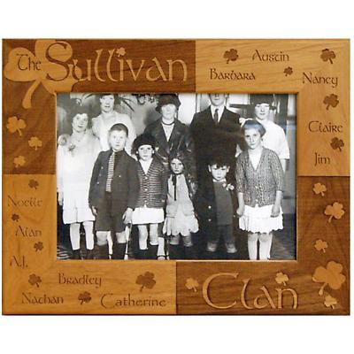 Personalized Family Clan Frame