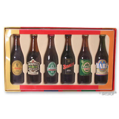 Famous World Beers Minature Bottle Collection