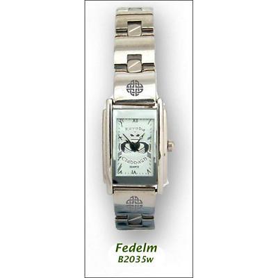 'Fedelm' Claddagh Watch