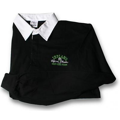 Ireland Drinking Team Rugby Shirt