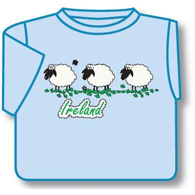 Kids T-Shirts: Kids T-Shirts: 3 Sheep Toddler T-Shirt