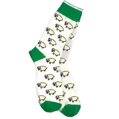 All Over Sheep Ladies Socks