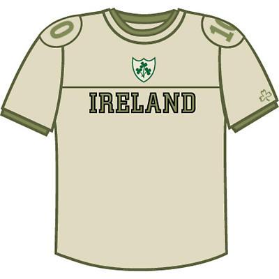 Irish T-Shirt - Ireland Combat (Sand)