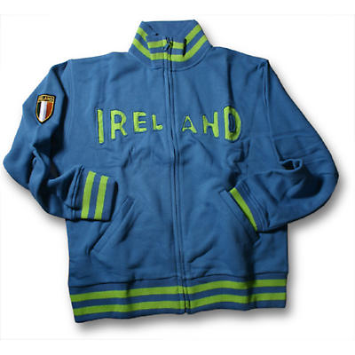 Ireland Retro Style Collegiate Jacket - Mens