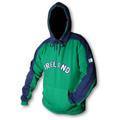 Ireland Hooded Jacket