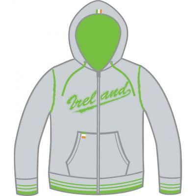 Ladies Ireland Signature Hooded Sweater
