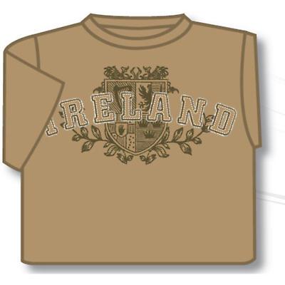 Kids T-Shirts: Kids T-Shirts: Kids Olive 4 Provinces T-Shirt