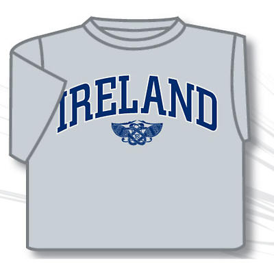 Kids T-Shirts: Kids T-Shirts: Kids Grey Ireland T-Shirt