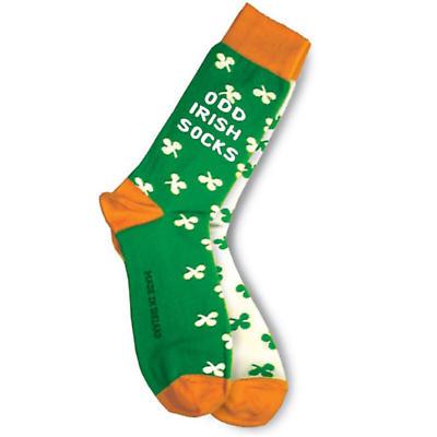 Odd Irish Socks
