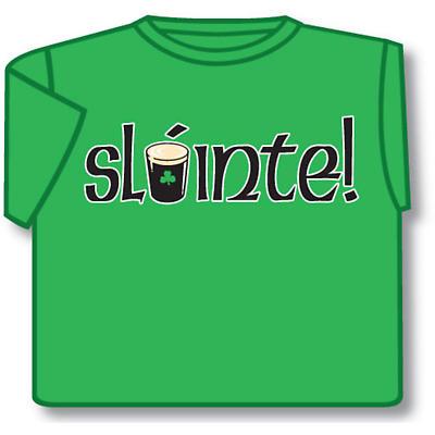 Irish T-Shirt - Slainte!