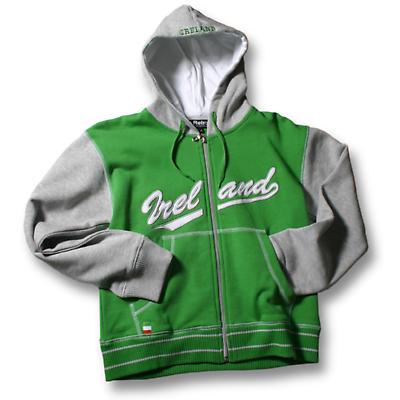 Ladies Two Tone Ireland Signature Hooded Jacket