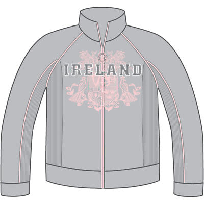 Ladies Ireland Rib Sweater
