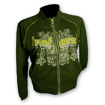 Ladies Ireland Rib Jacket