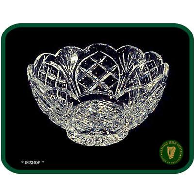 Irish Crystal - Heritage Irish Crystal 6 inch Footed Party Bowl