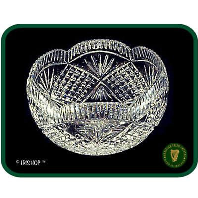 Irish Crystal - Heritage Crystal 8 inch Bowl
