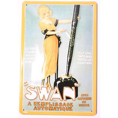 Swan Pub Sign