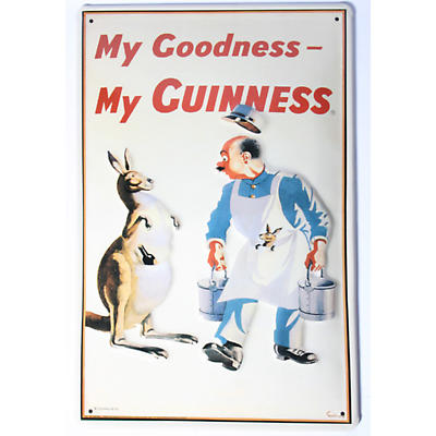 My Goodness Where's the Guinness