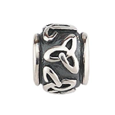 Celtic Bracelet Bead - Trinity Knot