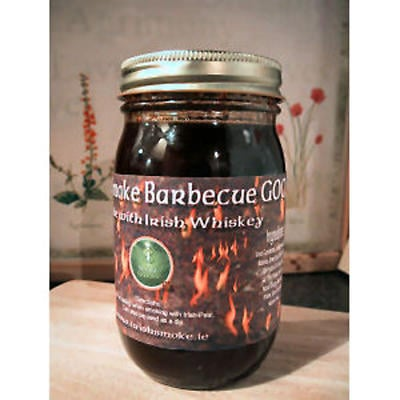 16 oz. Jar of Barbecue GOO Thick Gourmet Sauce