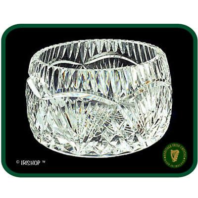 Irish Crystal - Heritage Irish Crystal 5 inch Jordan Bowl