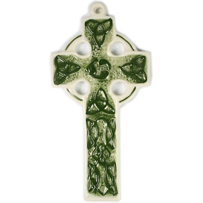 Ceramic Celtic Cross large