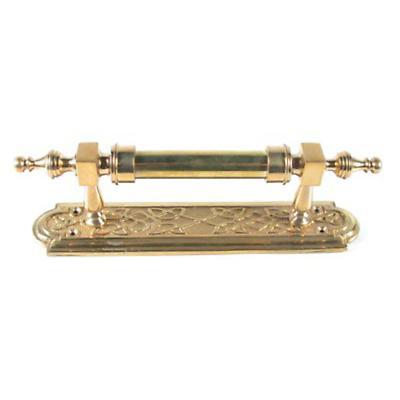 Celtic Brass Door Handle