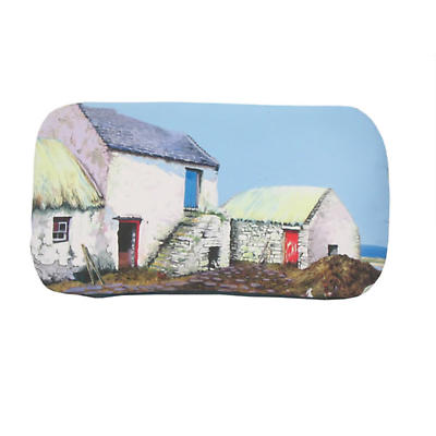 Leather Irish Glasses Case Farmhouse Image