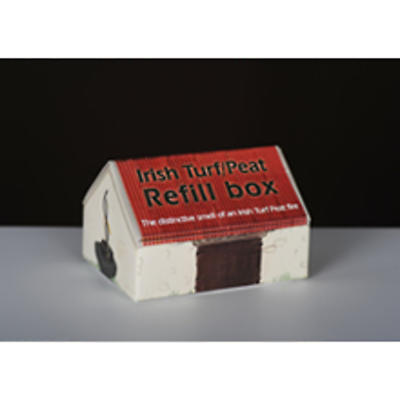 Irish Cottage Turf Refill Box