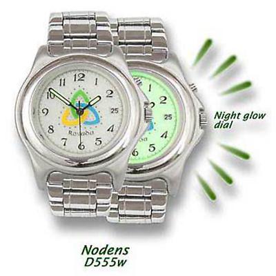 'Nodens' Trinity Knot Glow Watch