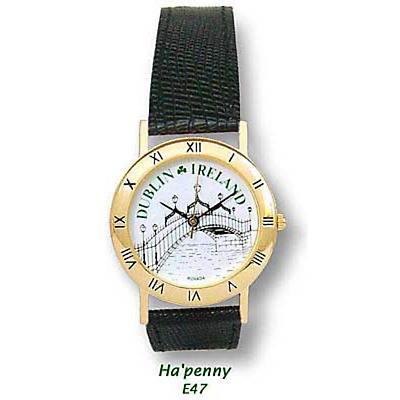 Ha'penny Bridge Irish History Watch