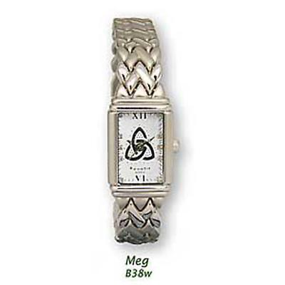 Celtic Watch - 'Meg' Trinity Knot Watch