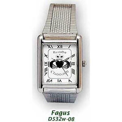 """Fagus"" Claddagh Watch"