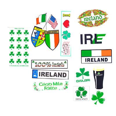Irish Stickers - Set of 15