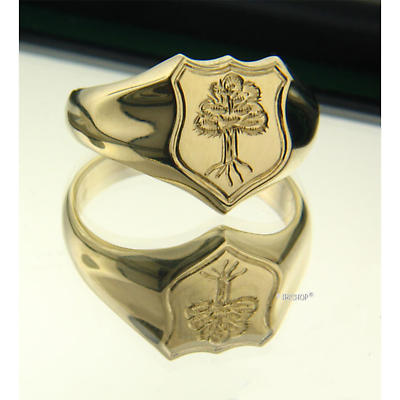 Shield - Coat of Arms Ring