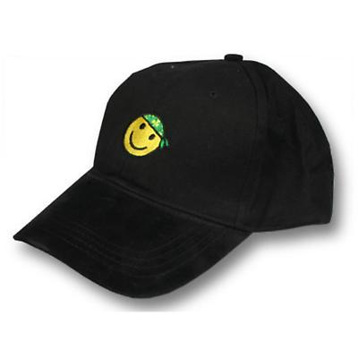 Smiley Shamrock Baseball Cap